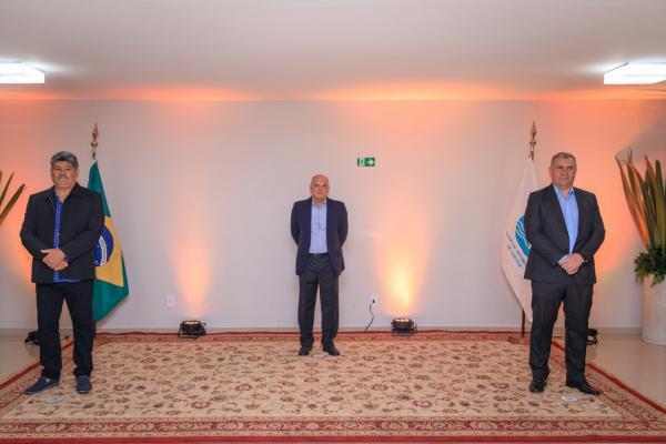 Clube da Aeronáutica de Brasília tem novo Presidente
