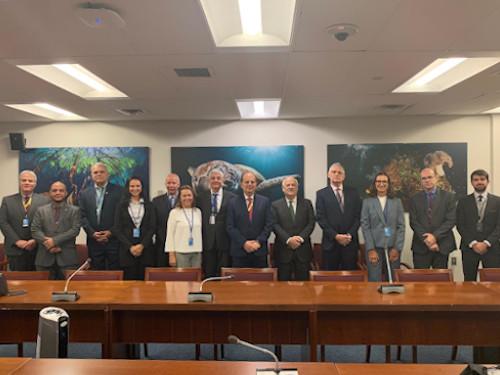 DHN participa da 52ª Sessão da Comissão de Limites da Plataforma Continental, em Nova Iorque
