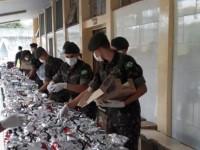 Forcas Armadas seguem no combate