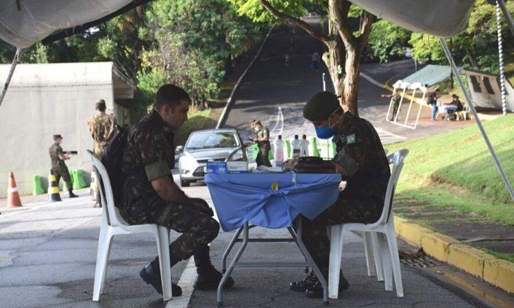 Forças Armadas deflagram ações em todo o Brasil para combater o Coronavírus