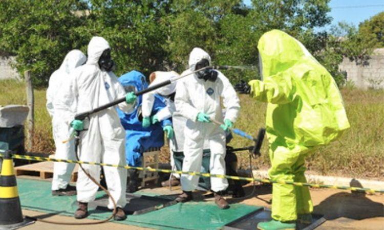 Forças Armadas combatem coronavírus com equipes especializadas em defesa biológica