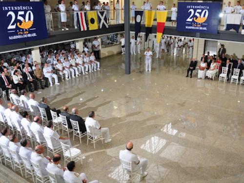 Intendência da Marinha comemora 250 anos de criação