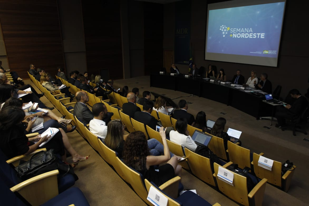 "Ministério da Defesa participa da ""Semana + Nordeste"""