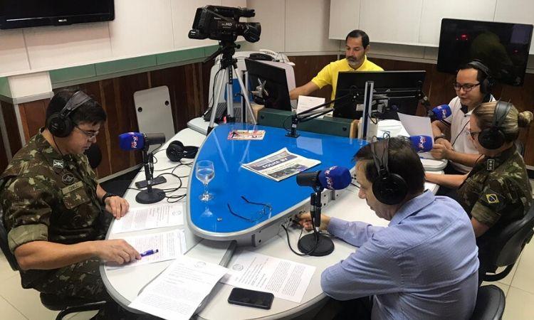 Operação Acolhida: Rádio Folha lança programa Momento Acolhida