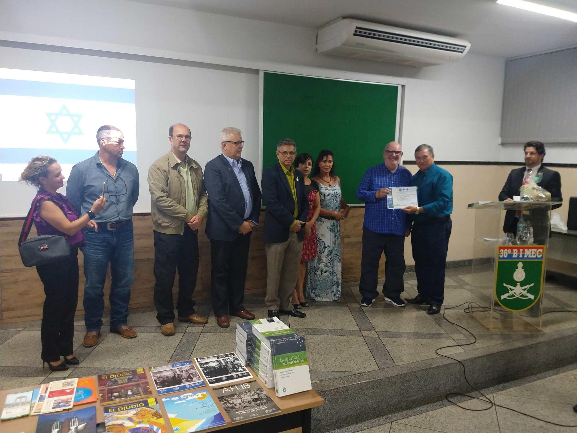 grupo IL entrega do diploma