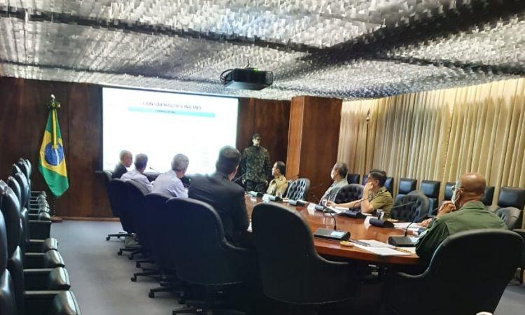 30ª Reunião da Comissão Mista da Indústria de Defesa aprova TLE e realiza classificações de produtos e credenciamentos de empresas