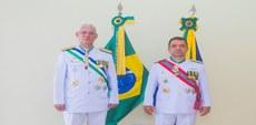Almirante de Esquadra Borges assume Comando da ESG