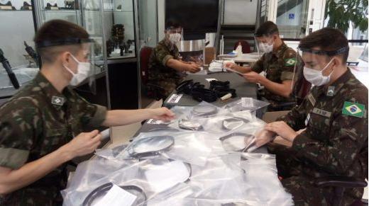 Empresas de Defesa adequam processos e desenvolvem produtos para combate à COVID-19