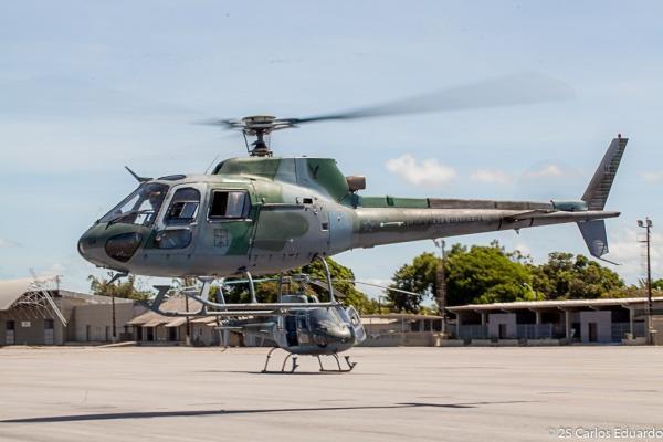 Esquadrão Gavião inicia Instrução Aérea na Ala 10