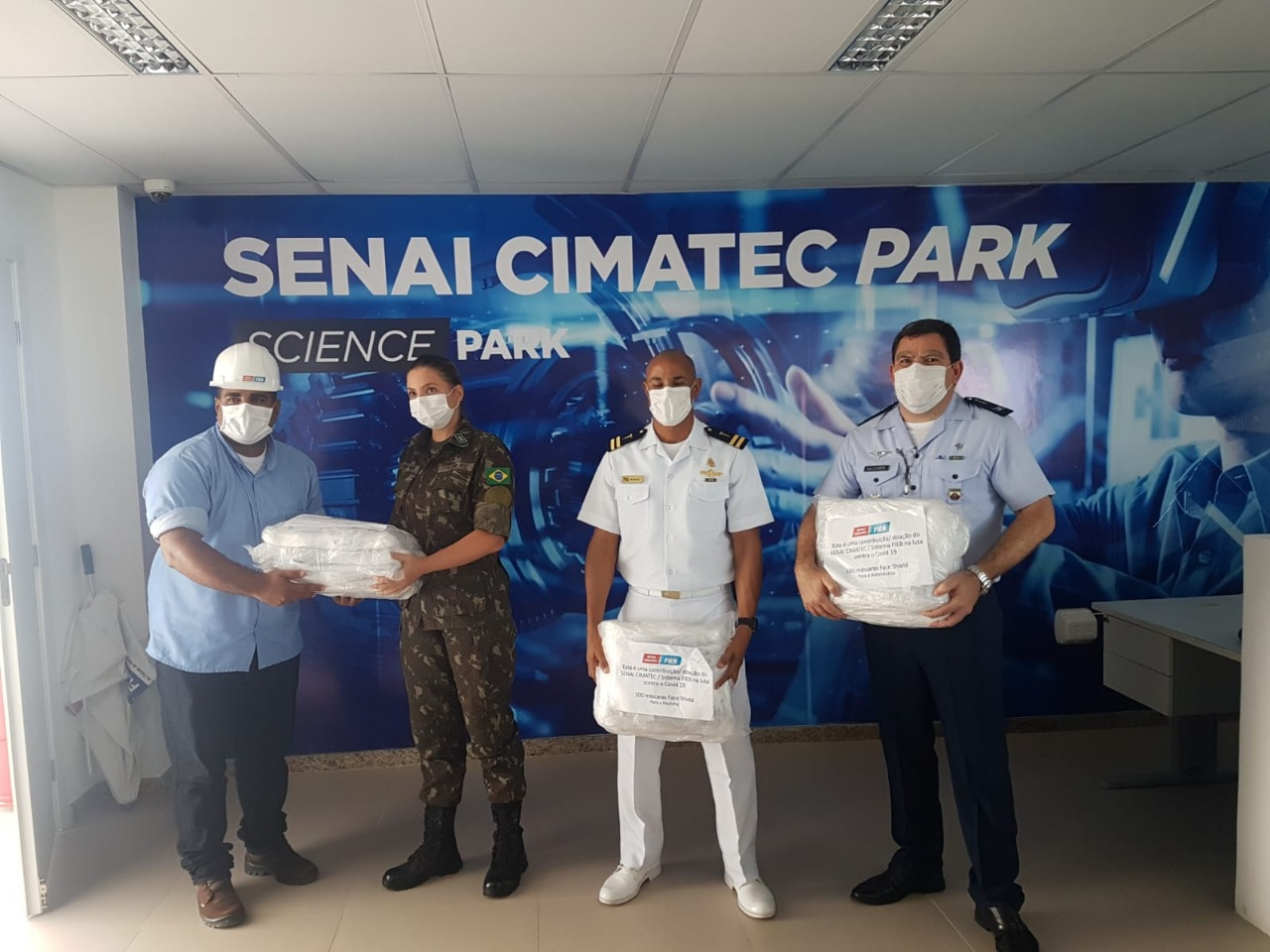 Forças Armadas completam 25 dias mobilizadas no combate à pandemia de coronavírus