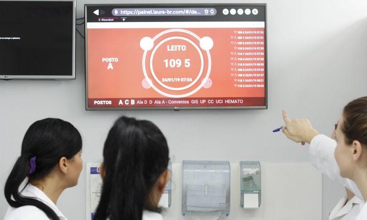 HFA alia medicina e tecnologia no combate ao coronavírus