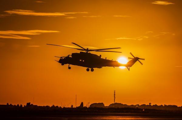 Há 10 anos, helicóptero AH-2 Sabre era incorporado à Força Aérea Brasileira