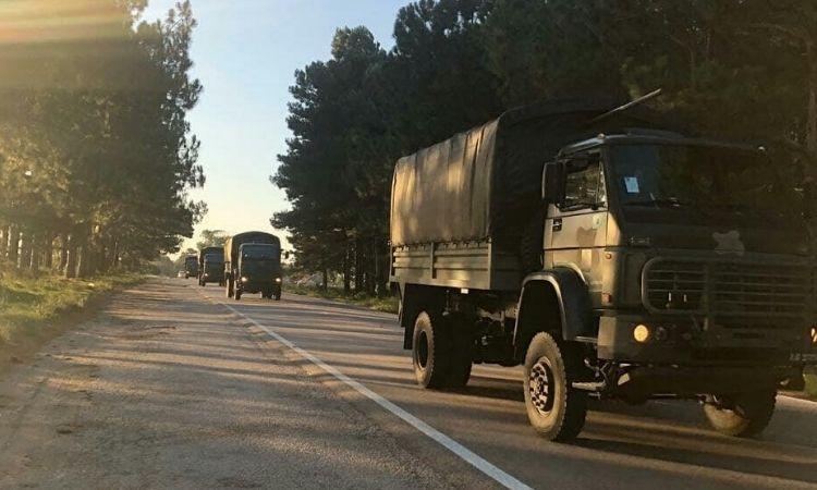 Logística das Forças Armadas é crucial na Operação Covid-19