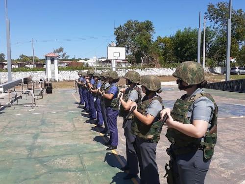 Marinha do Brasil forma 117 militares no Estágio Preparatório de Serviço de Polícia para mulheres militares