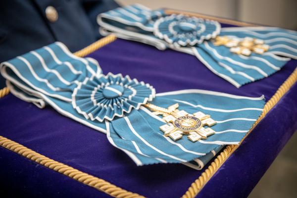 Oficiais-Generais da FAB são agraciados com Ordem do Mérito Aeronáutico