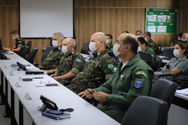 Organizações Militares de São Paulo atuam contra o Coronavírus