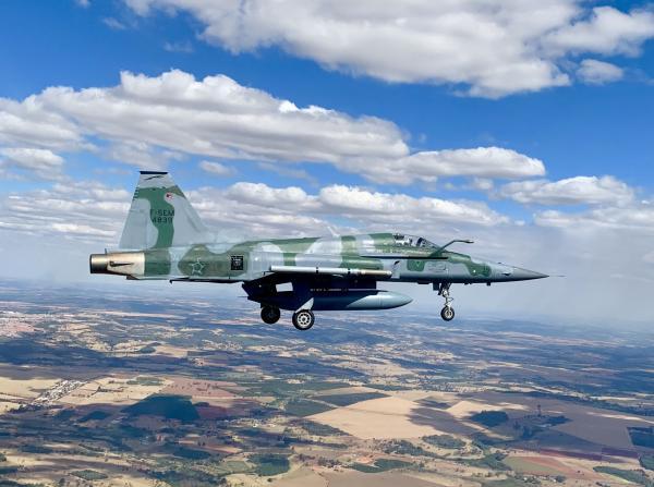 Primeiro Grupo de Defesa Aérea completa 41 anos