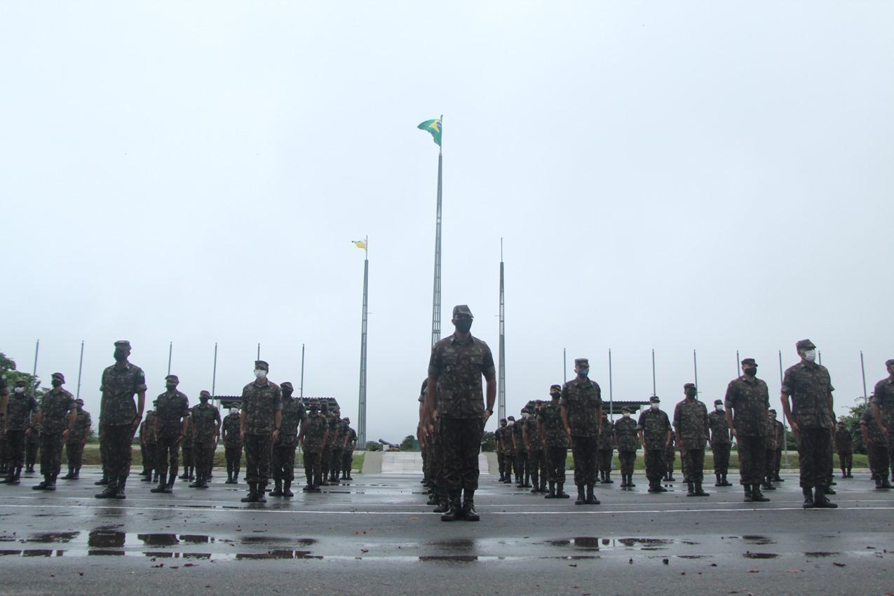 Comemoração do Dia da Infantaria do Exército Brasileiro