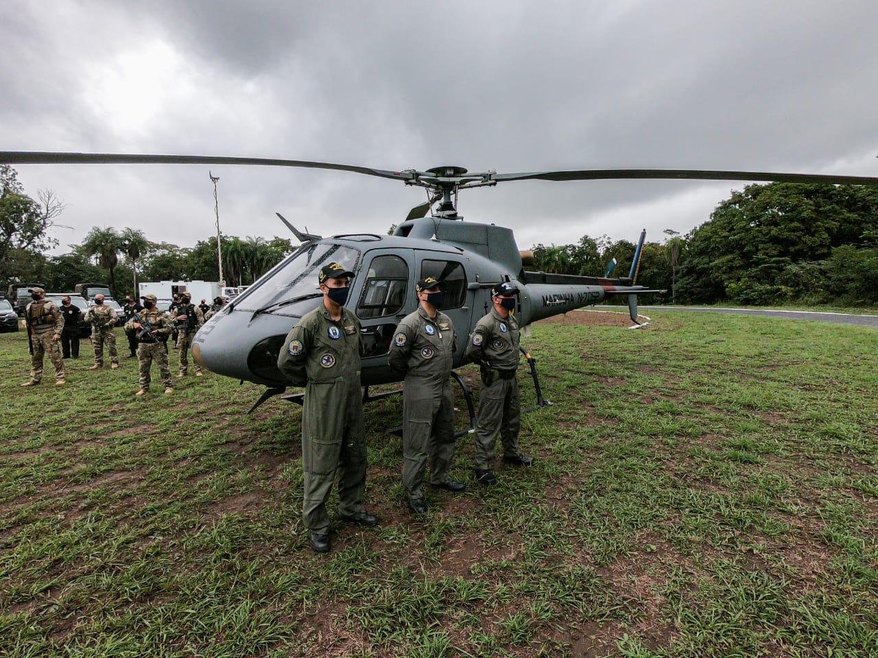 Bases operacionais apoiam atividades de prevenção e repressão a crimes ambientais na Amazônia Legal