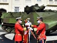 Corpo de Fuzileiros Navais tem um novo Comandante
