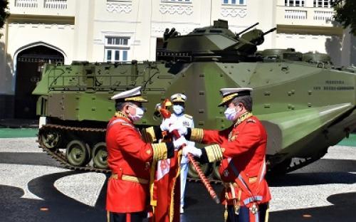 Corpo de Fuzileiros Navais tem um novo Comandante-Geral