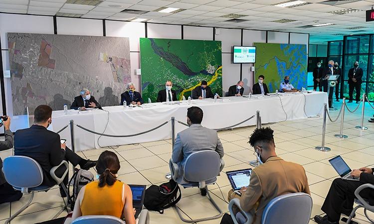 Defesa destina R$ 60 milhões para combate a ilícitos ambientais na Amazônia Legal