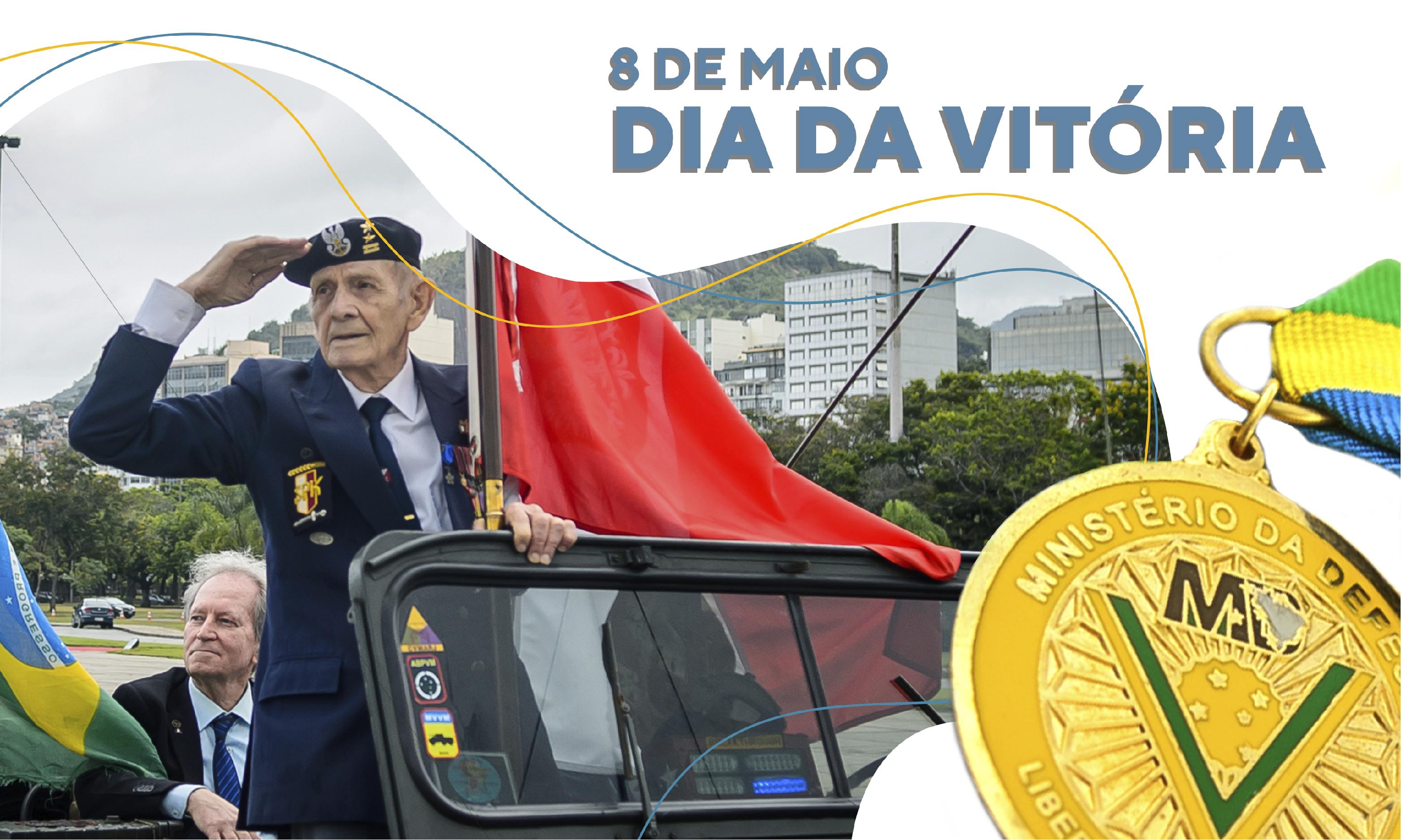 Dia da Vitória homenageia quem contribui com a missão do Ministério da Defesa