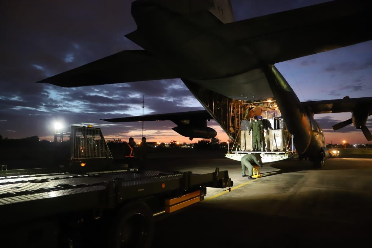 Forças Armadas mantêm forte atuação contra a Covid-19