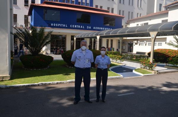 Hospital Central da Aeronáutica tem primeira mulher como diretora