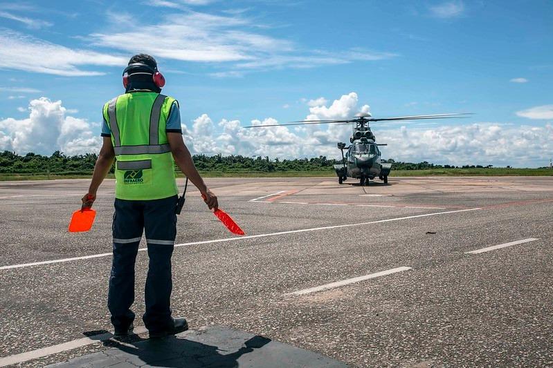 Operação Verde Brasil 2 completa 15 dias de atuação contra delitos ambientais na Amazônia Legal