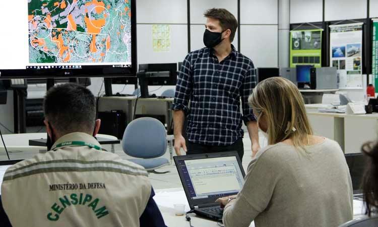 Órgãos federais integram informações para combate a crimes ambientais na Amazônia