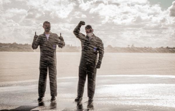 Estagiários do Curso de Especialização Operacional realizam primeiro voo solo