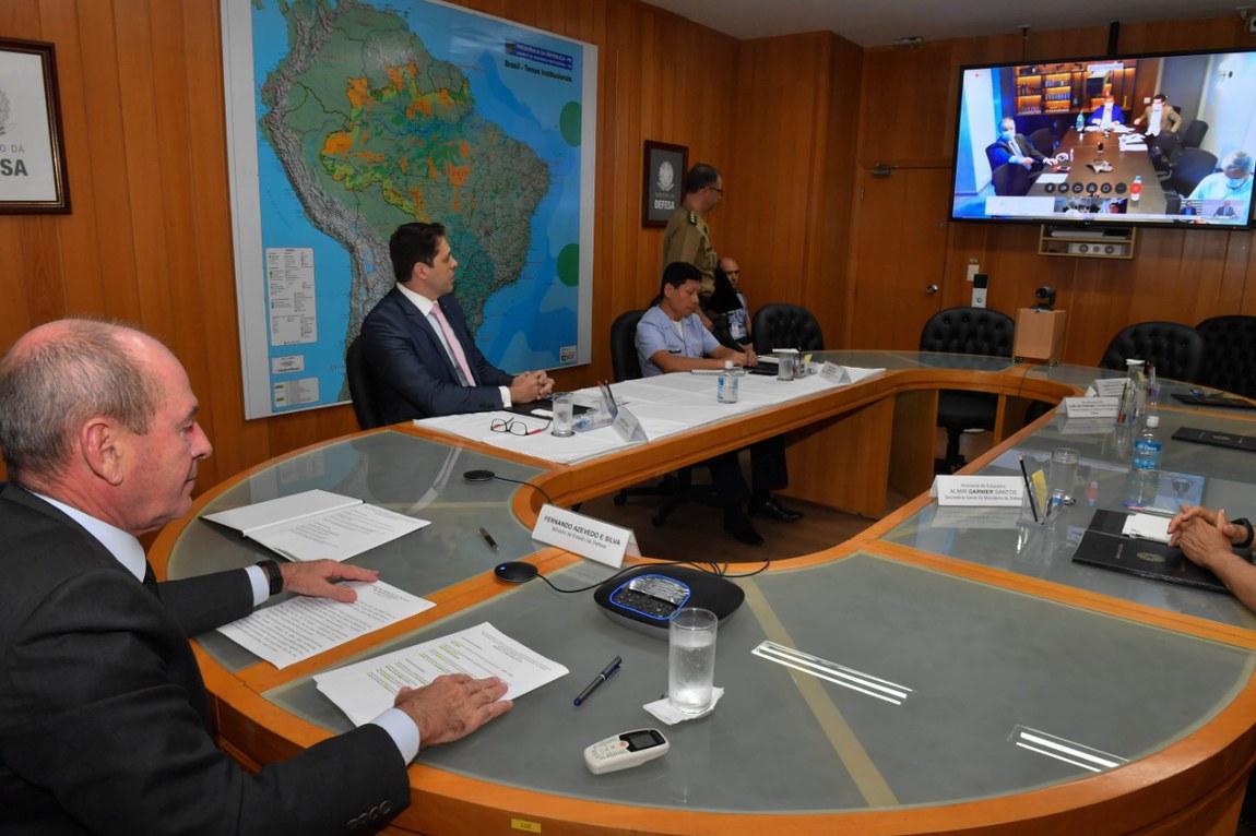 Acordo de Cooperação Técnica viabiliza investimentos na área de Defesa