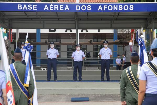 BAAF comemora o 89° Aniversário do Correio Aéreo Nacional