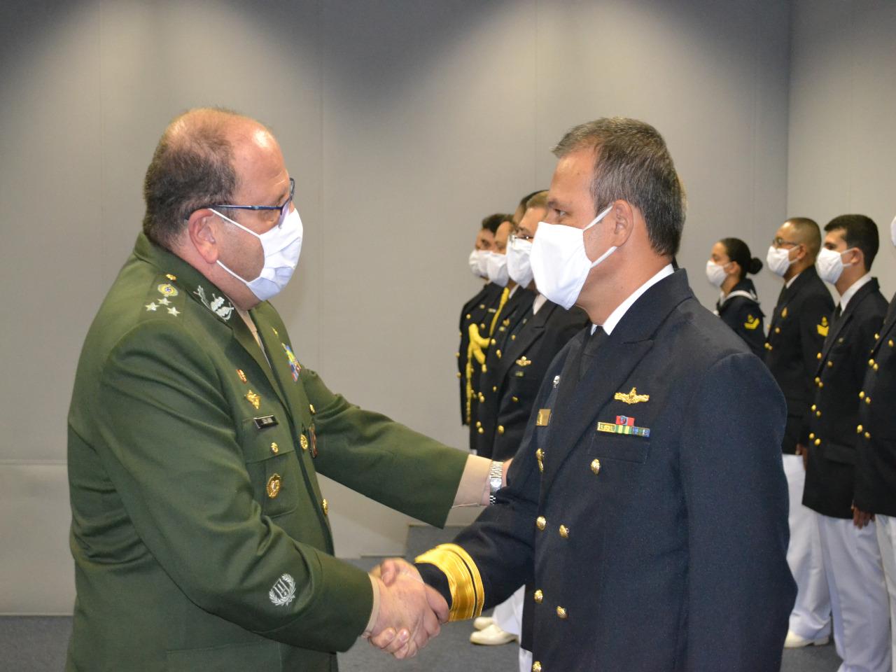 Comemoração da Data Magna da Marinha do Brasil