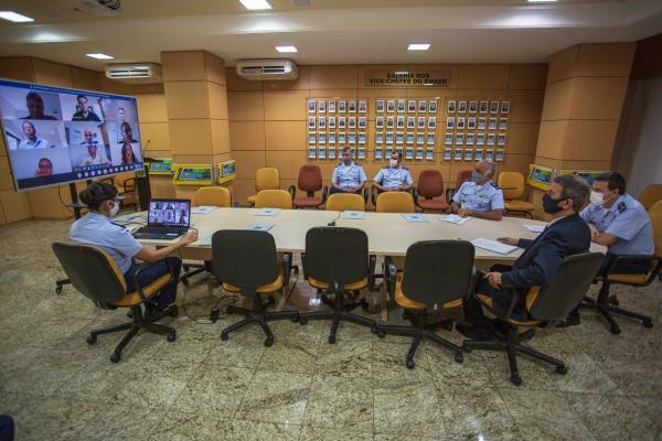 Comando da Aeronáutica assina convênio com empresa do setor de energia elétrica