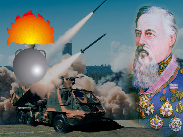 Dia da Arma de Artilharia – 10 de junho