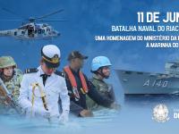 Data Magna da Marinha relembra feitos