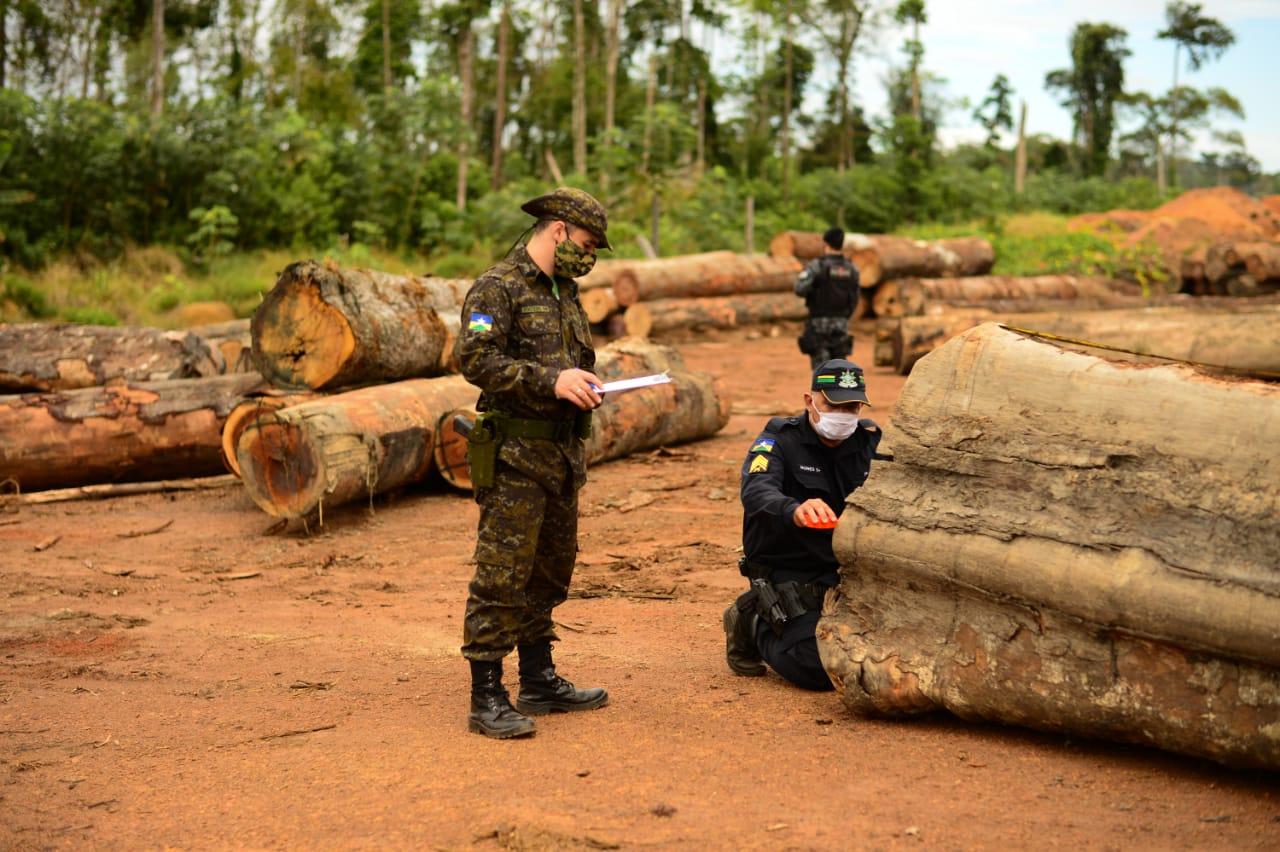 Decreto que autoriza uso das Forças Armadas na proteção da Amazônia Legal é prorrogado
