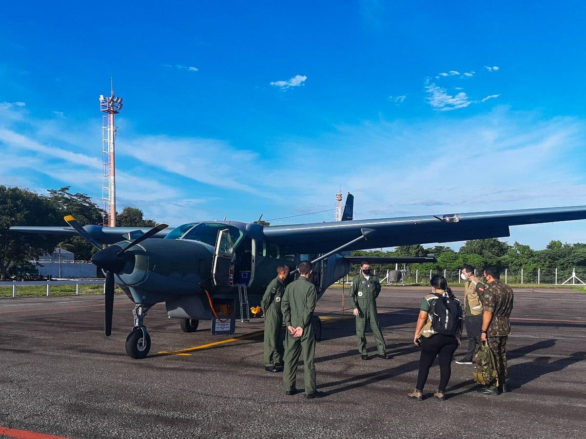 Defesa e agências mantêm Operações Verde Brasil 2 e COVID-19 ininterruptamente