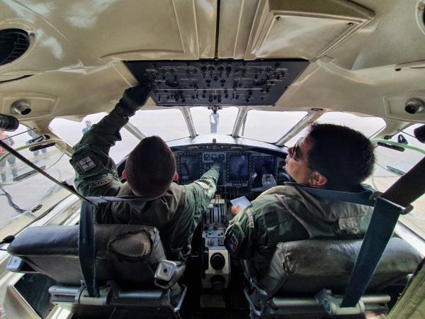 Esquadrão Rumba inicia Curso de Especialização da Aviação de IVR