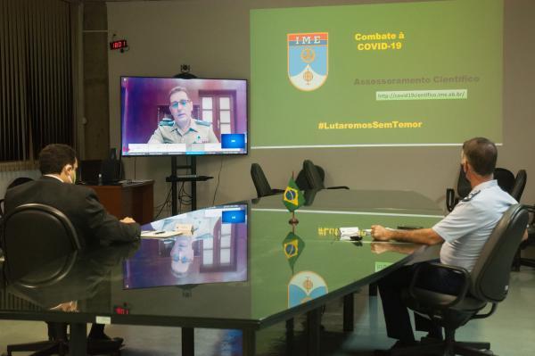 FAB participa do 2º Ciclo de Estudos Estratégicos de Defesa