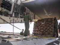 FAB transporta mais de 4 toneladas