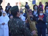 Forcas Armadas prestam homenagem aos profissionais