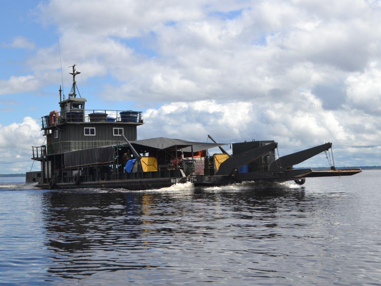Forças Armadas levam por água, terra e ar, apoio a todos os cantos do país