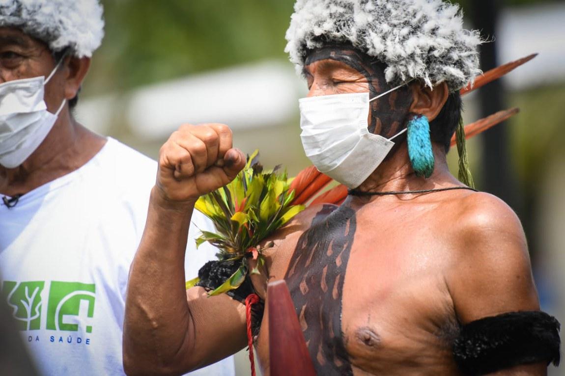 Forças Armadas viabilizam operação interministerial de apoio a comunidades indígenas em locais de difícil acesso