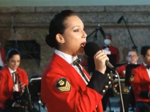 Live da Banda Sinfônica do Corpo de Fuzileiros Navais figura entre os top 25 do YouTube