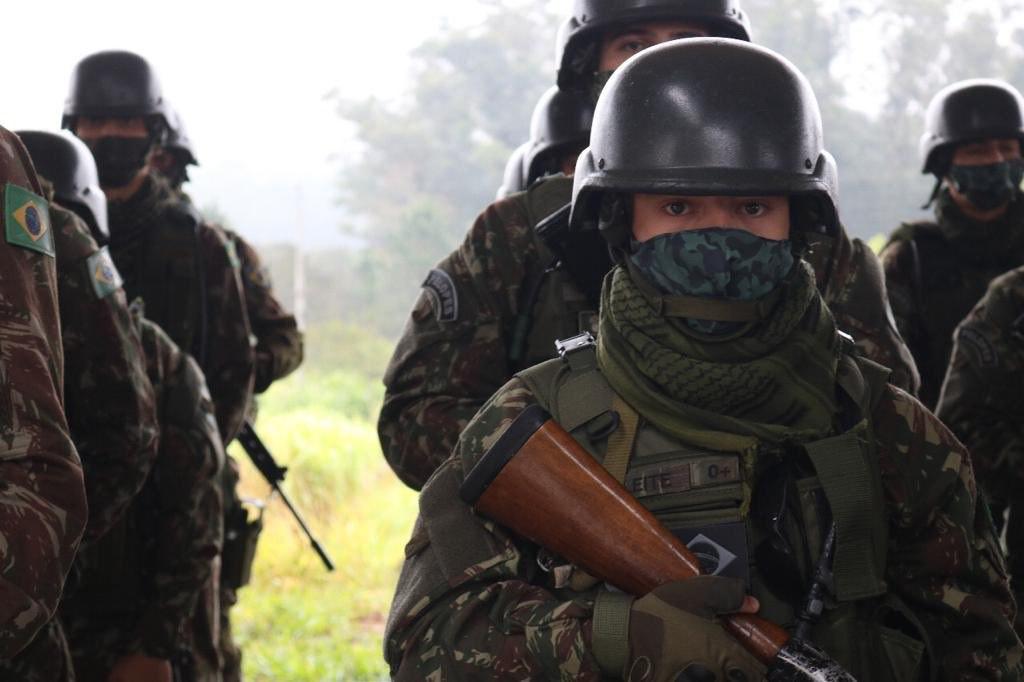 Na Amazônia Legal, militares atuam contra a Covid-19 e na repressão a delitos ambientais