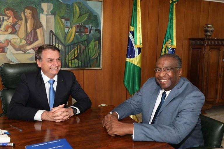 Presidente anuncia nomeação do novo ministro de Estado da Educação