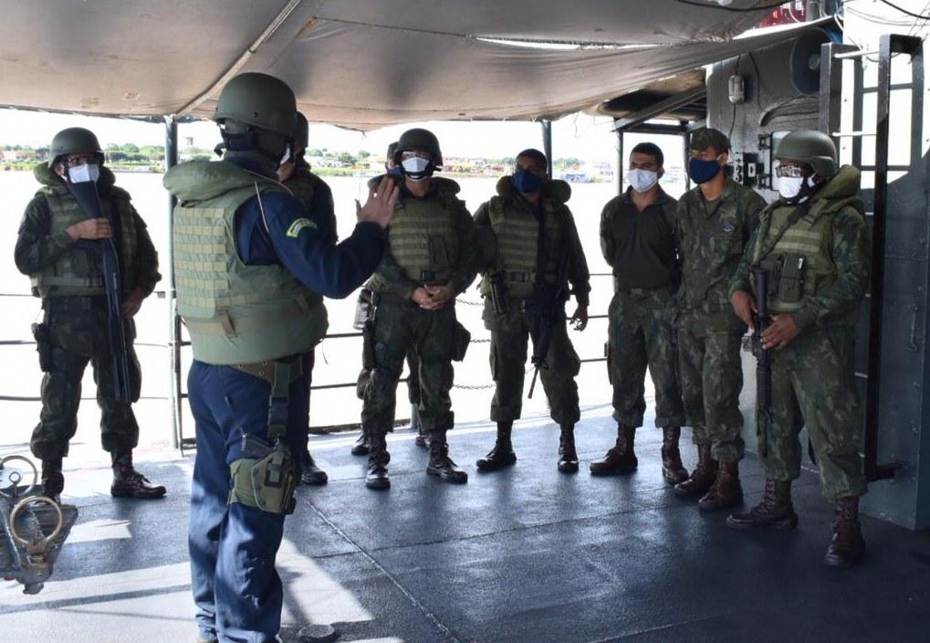 Ação contra desmatamento ilegal em Rondônia é divulgada pela Operação Verde Brasil 2